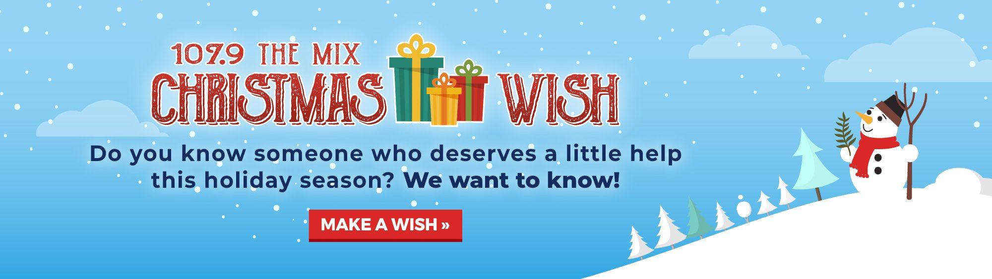 Mix Christmas Wish