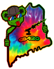 Green Bear 420